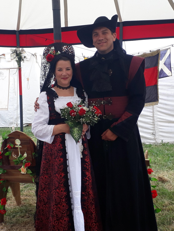 Hochzeitsfoto Leanna & Marx