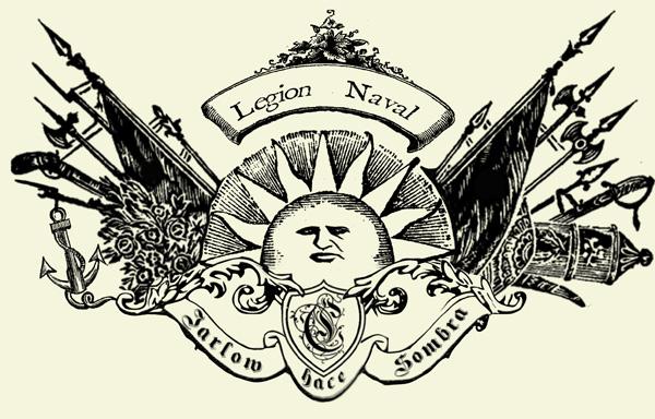 Insignia Legion Naval