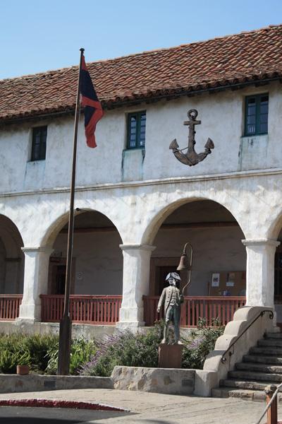 Academia Nautica in Jarlow-Stadt